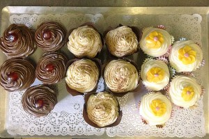 Edinburgh Cafe - Cupcake Sweets
