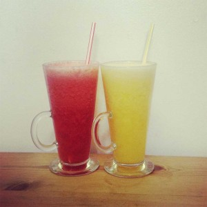 Edinburgh Cafe - Smoothies
